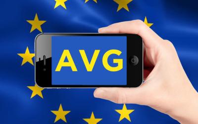 AVG Privacymanagement
